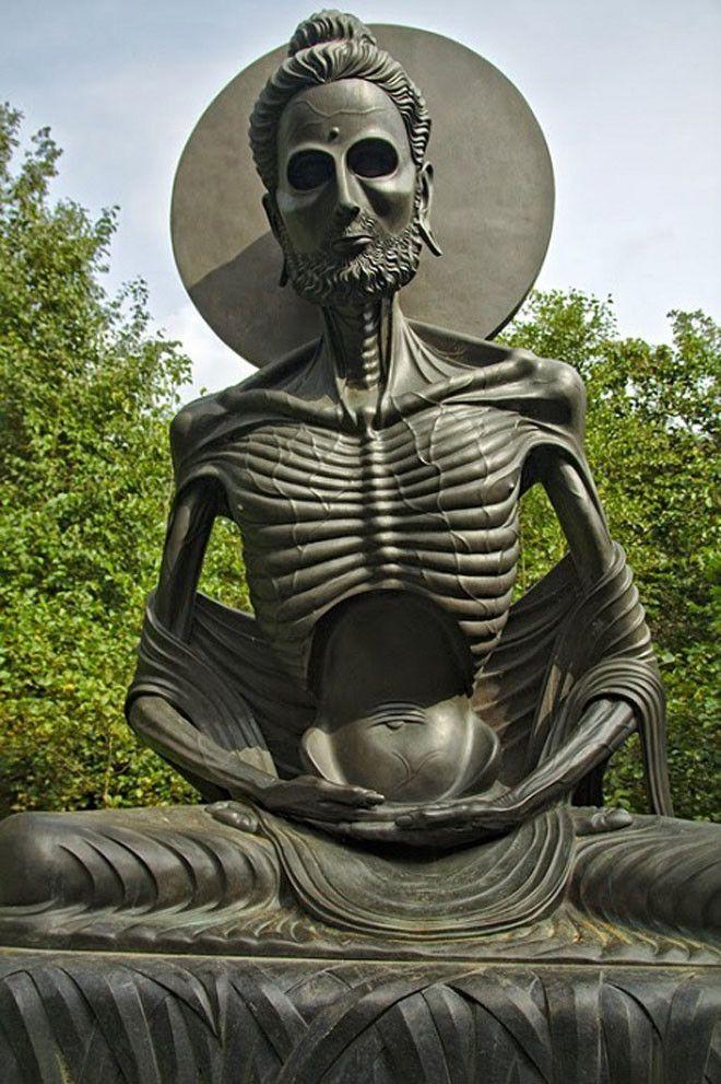 istoschennyy Budda