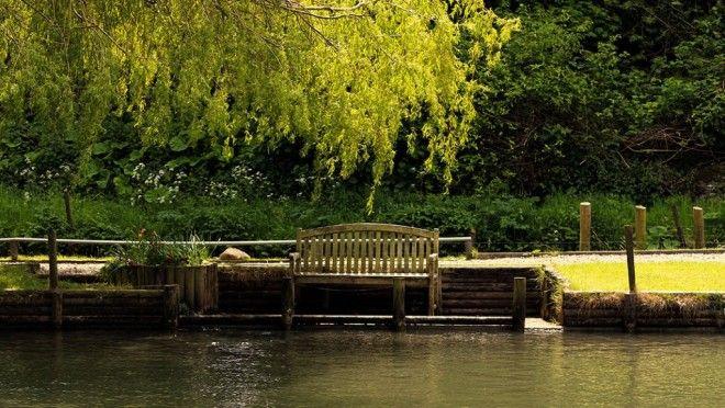 Байбери – самая красивая деревня в Англии 10