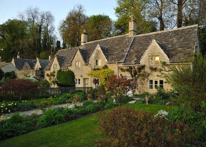 Байбери – самая красивая деревня в Англии 17 copy