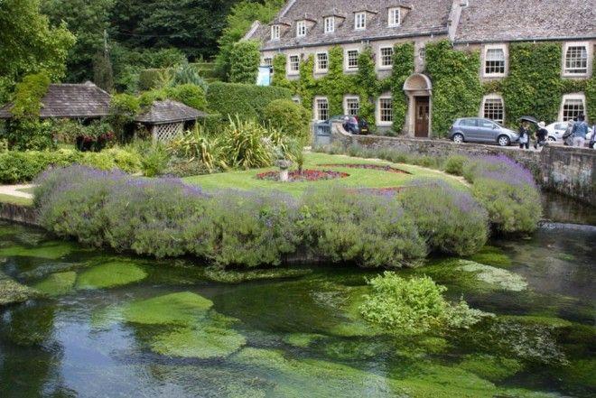 Байбери – самая красивая деревня в Англии 5