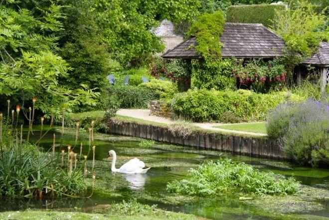 Байбери – самая красивая деревня в Англии 8