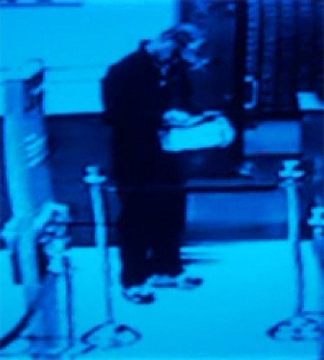 LКак Стивен Трантел несколько раз ограбил банк при помощи записки