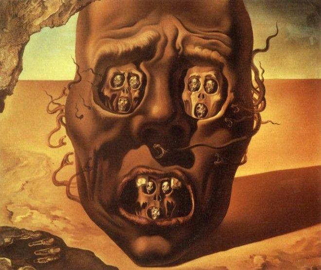 10 картин великих художников которые заставят вас ужаснуться
