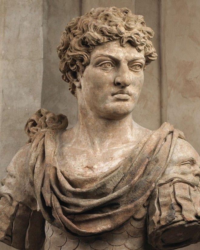 Марк Антоний древнеримский политик и военачальник Фото uploadwikimediaorg
