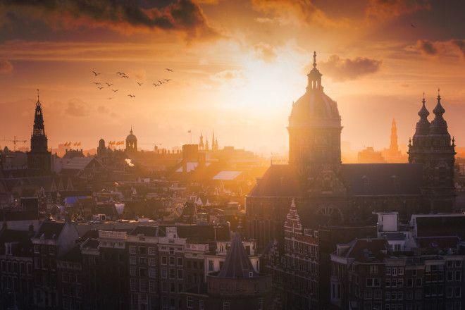 Niderlandy fotograf Albert Dros 5
