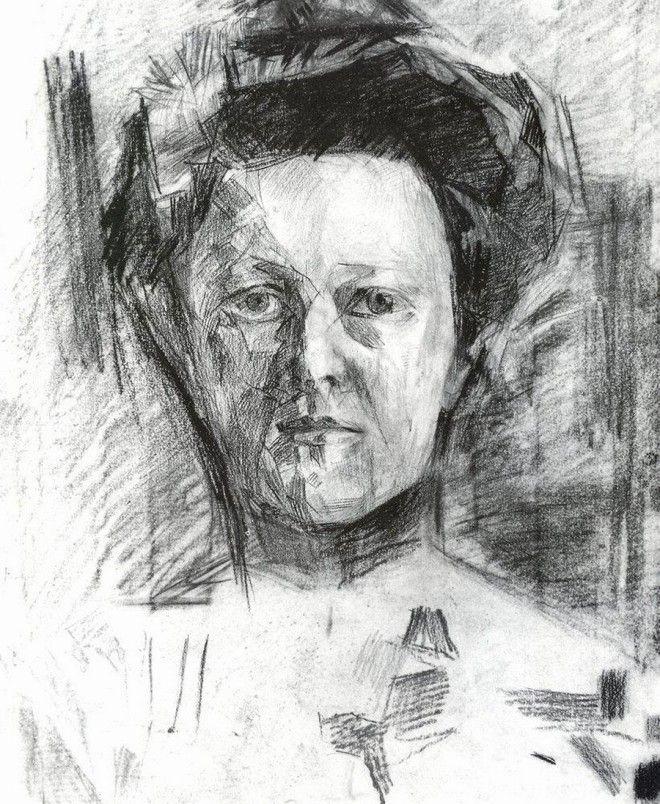 Рисунки Михаила Врубеля