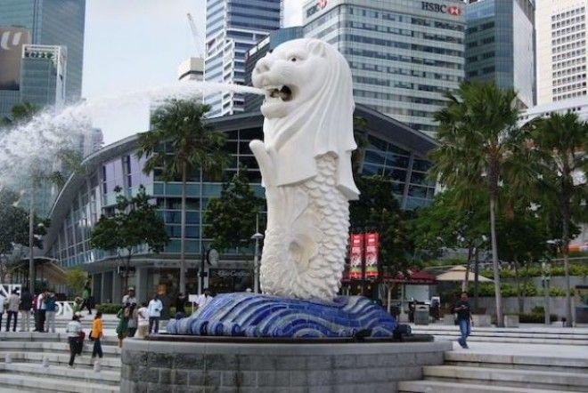 Сингапур одна из самых безопасных стран мира