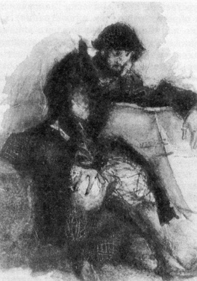 Рисунки Михаила Врубеля 14