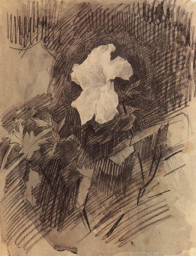 Рисунки Михаила Врубеля 22