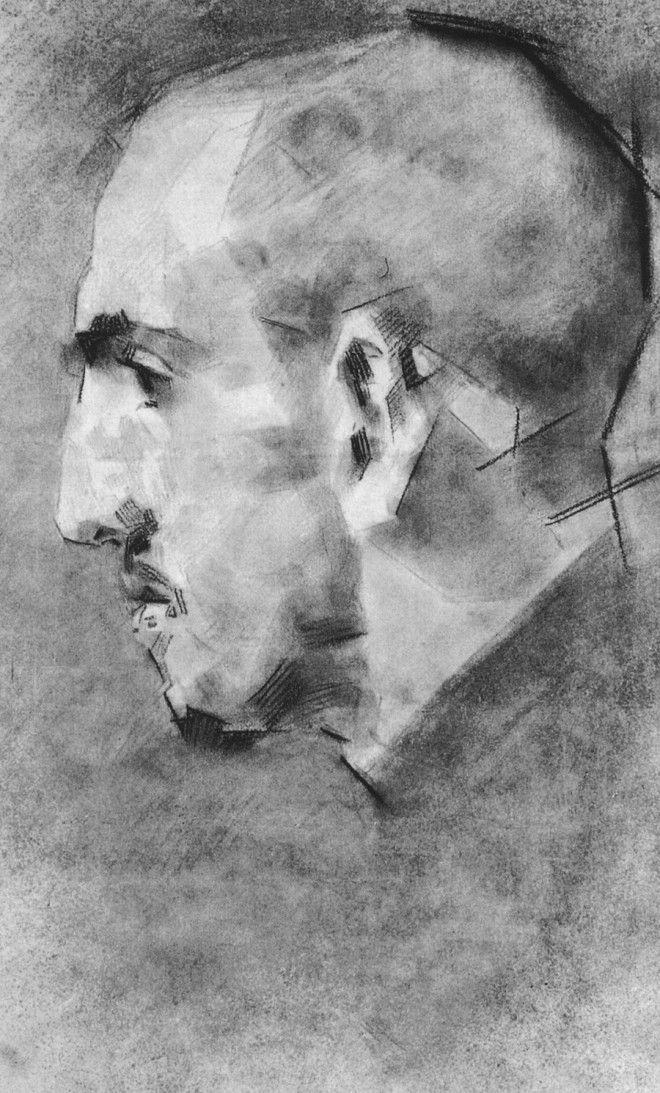 Рисунки Михаила Врубеля 23
