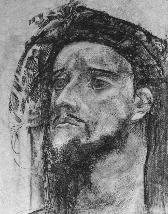 Рисунки Михаила Врубеля 25