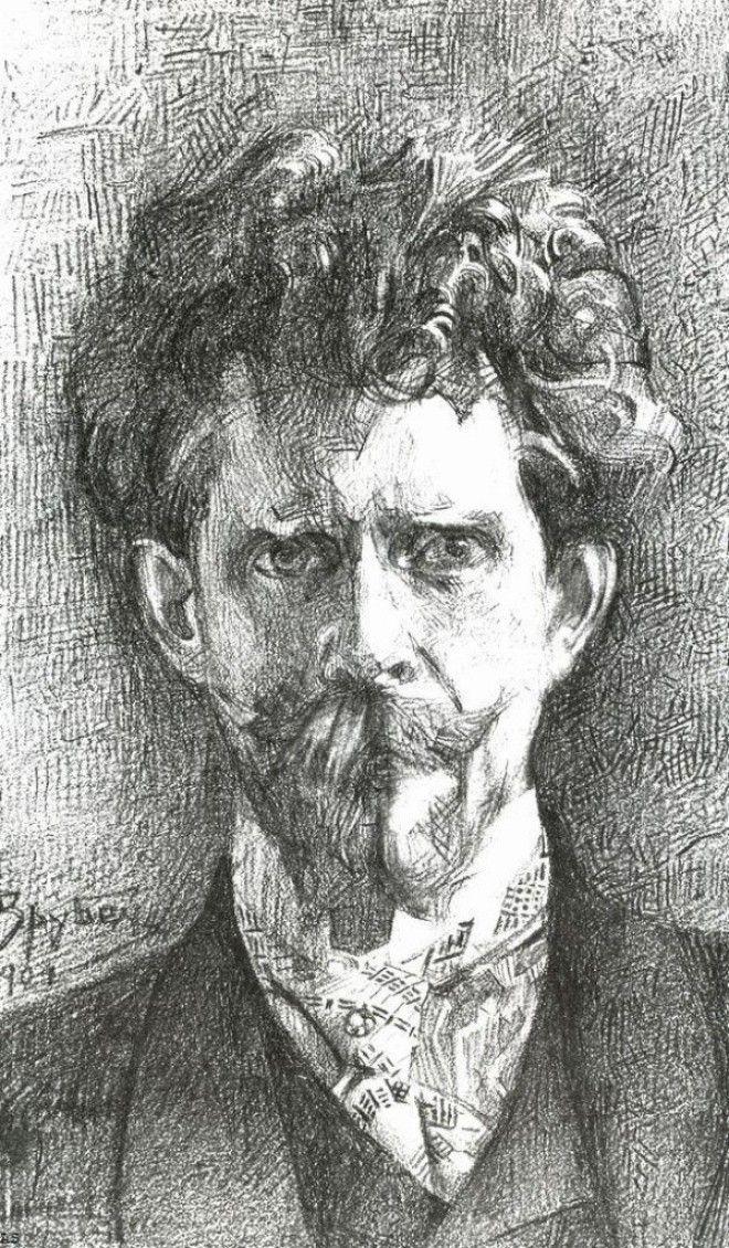 Рисунки Михаила Врубеля 32