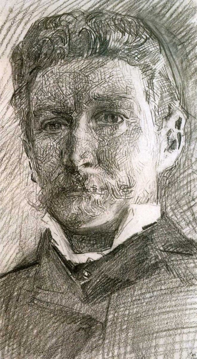 Рисунки Михаила Врубеля 33