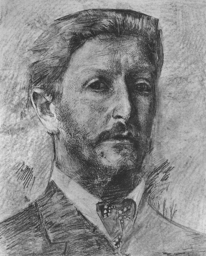 Рисунки Михаила Врубеля 37