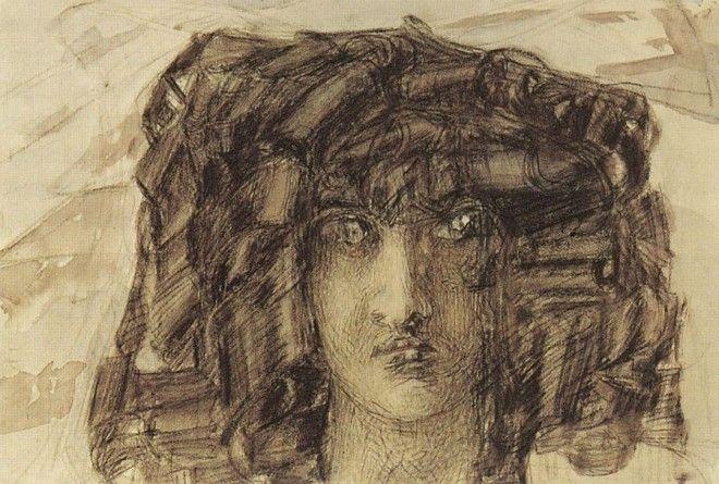 Рисунки Михаила Врубеля 39