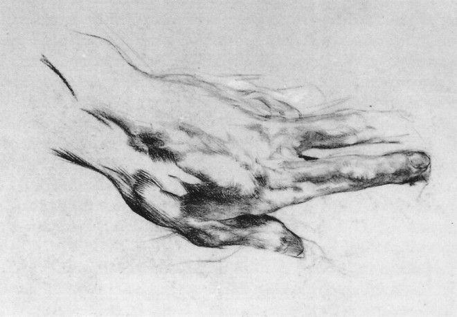 Рисунки Михаила Врубеля 41
