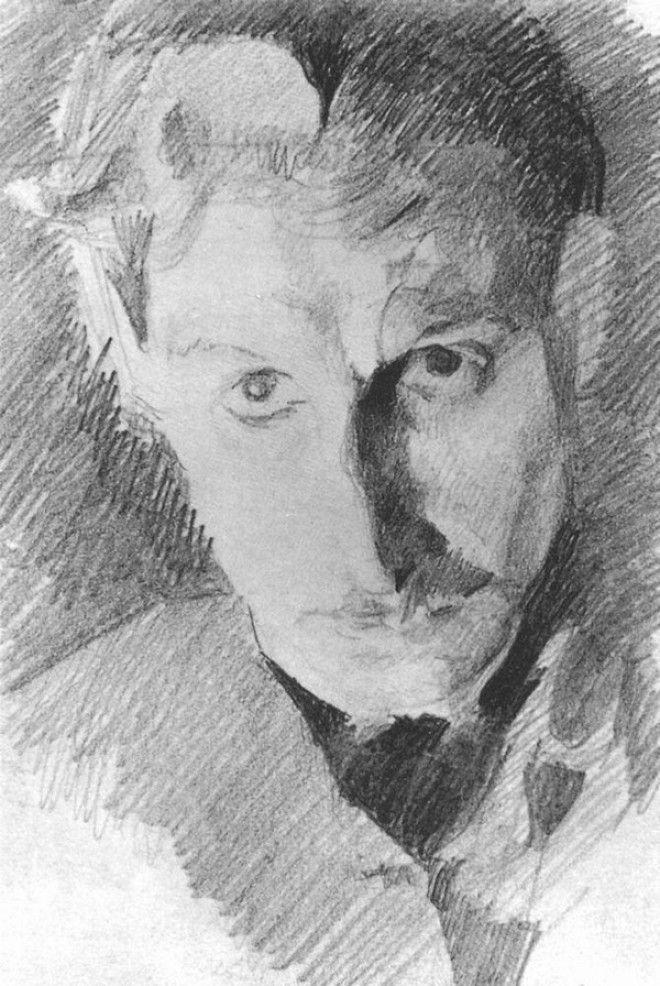 Рисунки Михаила Врубеля 43