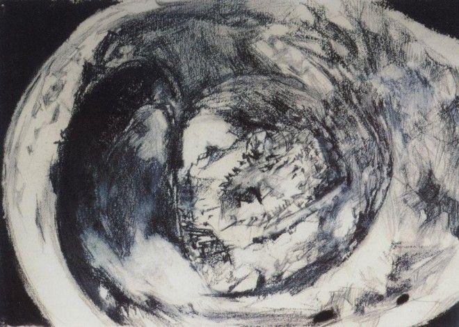 Рисунки Михаила Врубеля 45