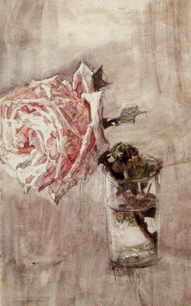 Рисунки Михаила Врубеля 47