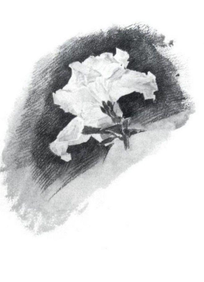 Рисунки Михаила Врубеля 6
