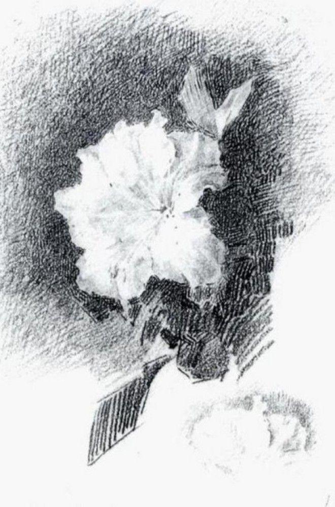 Рисунки Михаила Врубеля 7