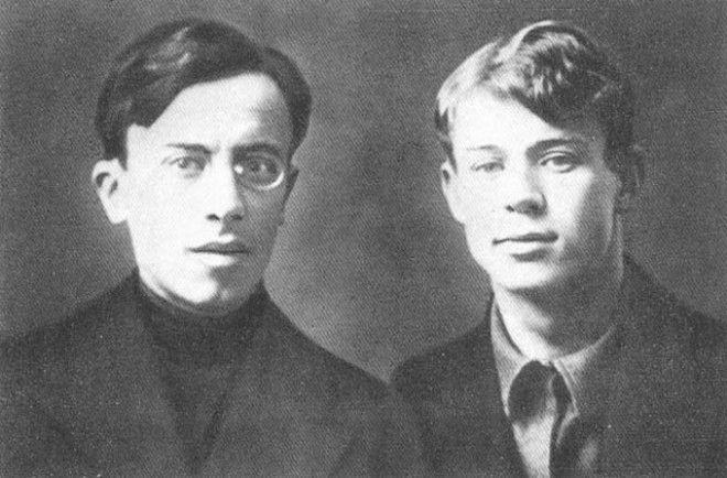 Сергей Есенин – золотая душа российской поэзии в редких фотографиях 28