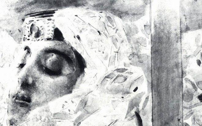 Рисунки Михаила Врубеля 2