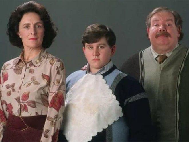 LКак на самом деле должны были выглядеть герои Гарри Поттера