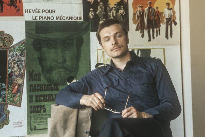 Олег Видов история советского актера сделавшего карьеру на Западе