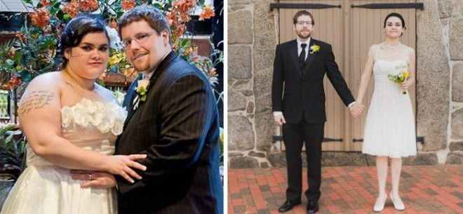 L20 пар которые долгое время были толстыми но потом решили измениться