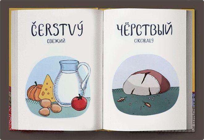 S11 забавных слов из ЧешскоРусского словаря которые тебя рассмешат