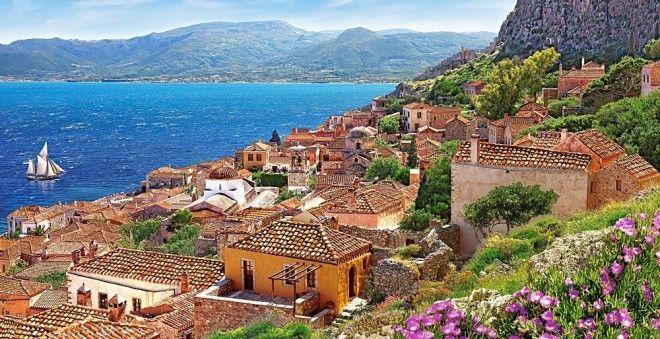 Картинки по запросу Монемвасия Греция