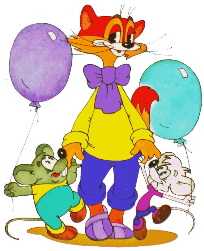 Как создавался мультсериал о коте Леопольде