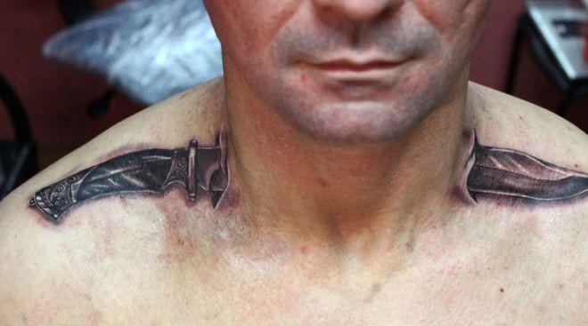 Самые опасные тату в мире