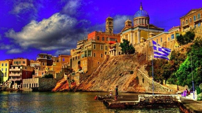 Небесный город и запеченные осьминоги