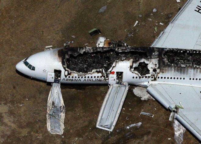 Поразительные истории спасения пассажиров в авиакатастрофах