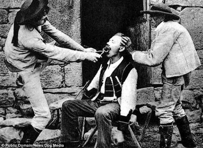 История стоматологов Слабонервным не смотреть