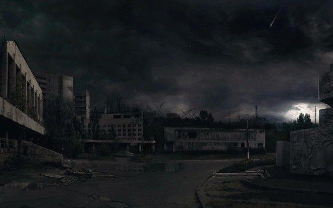 Картинки по запросу пустой город ночью