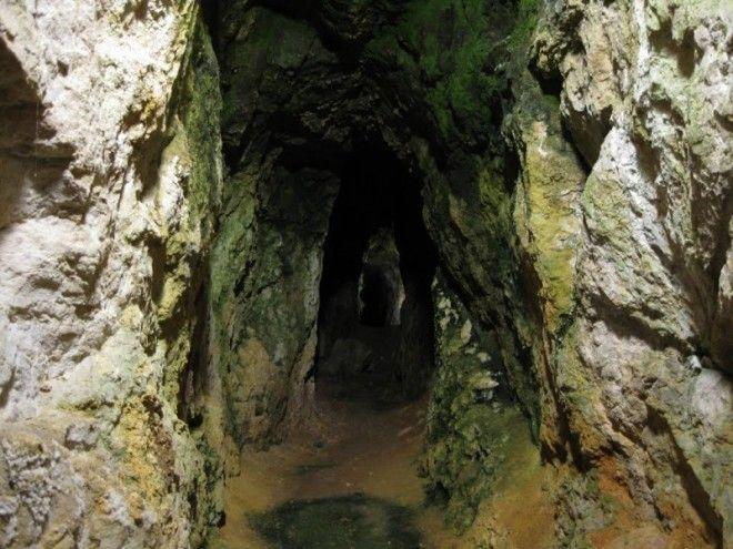 SВ этих сырых пещерах делают продукт который едят миллионы людей