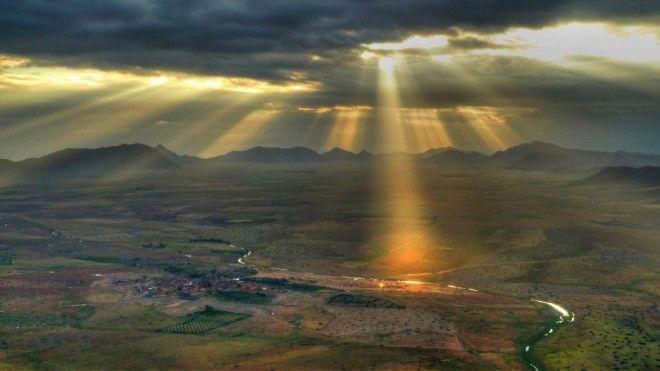 Уголки планеты где можно встретить самый незабываемый рассвет