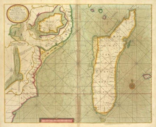 Тайная миссия Петра I в Африку