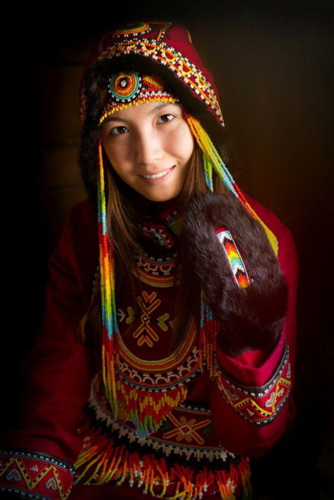 Мир в лицах исчезающие коренные народы Сибири