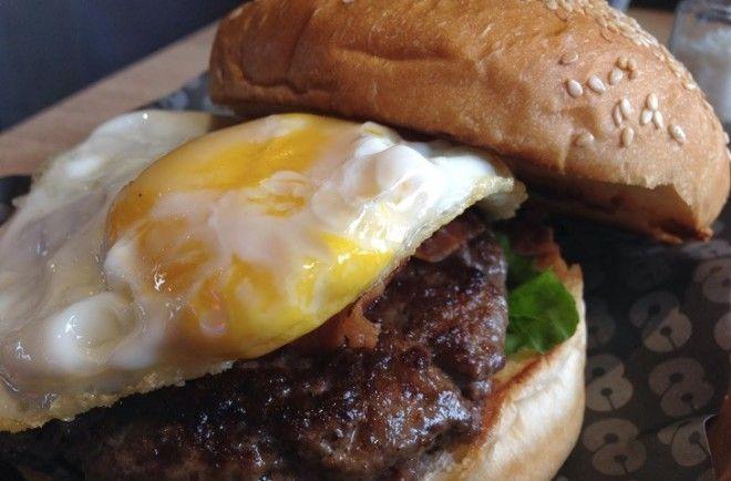 BБургер история блюда покорившего весь мир