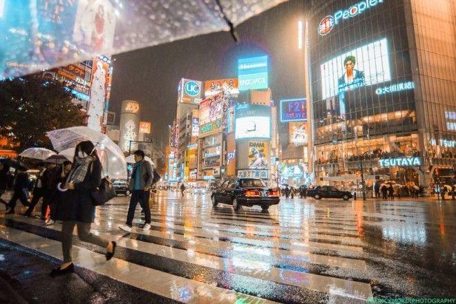 10 фантастических фото Токио которые возвращают любовь к жизни и путешествиям