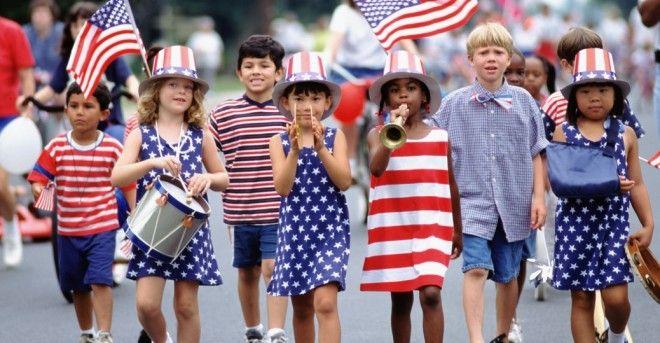 LКак воспитывают детей в США