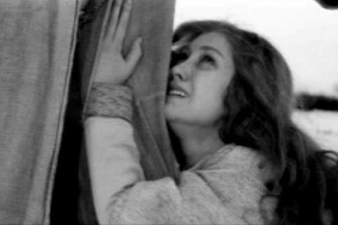 24летняя Ирина исполнила эпизодическую роль Марии Магдалены в картине режиссера Андрея Тарковского