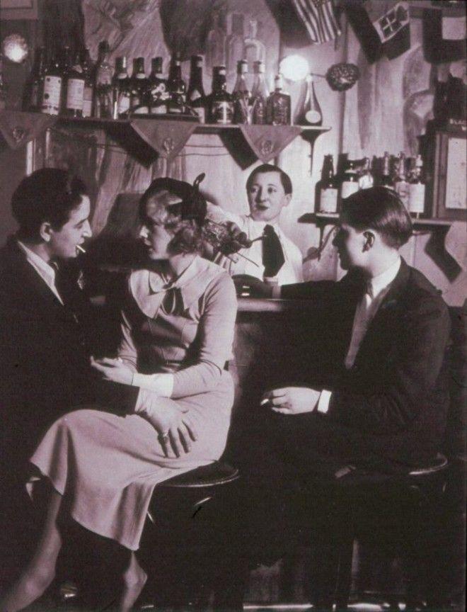 Монокль первый ночной клуб для женщин с нетрадиционной ориентацией