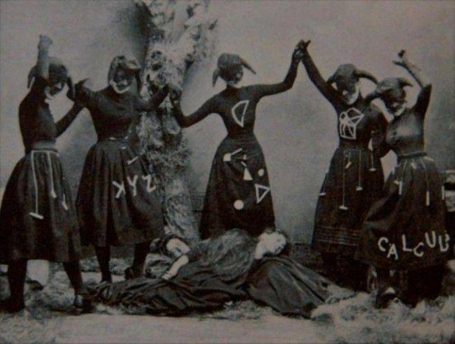 15 жутких фотографий из прошлого которые лучше не смотреть перед сном