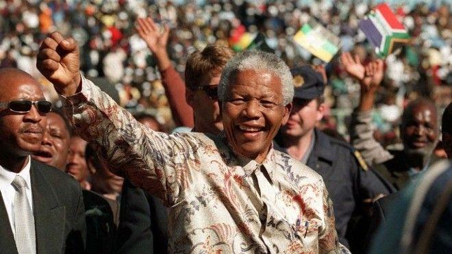 Будьте готовы умереть за свое дело 10 правил успеха Нельсона Манделы