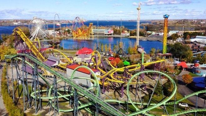 Ужасные трагедии в парках развлечения